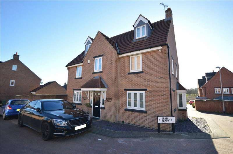 5 Bedrooms Detached House for sale in Orrell Grove, Leeds, West Yorkshire
