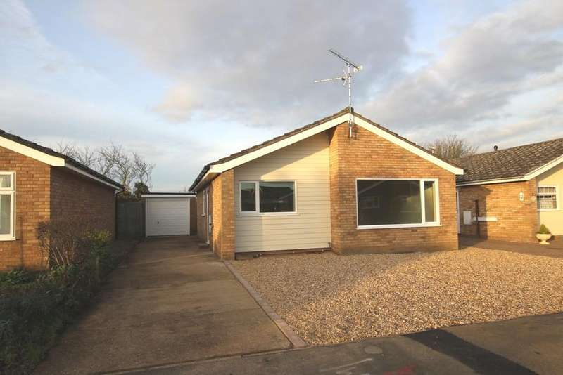 2 Bedrooms Detached Bungalow for sale in Granta Close, Witchford