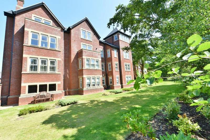 2 Bedrooms Apartment Flat for sale in Cramlington House, Grammar School Gardens