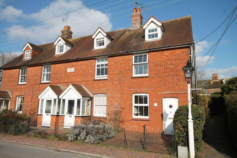 2 Bedrooms Semi Detached House for sale in Lewes Road, Ditchling, East Sussex,