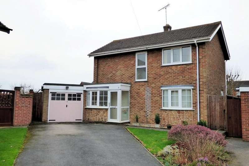 3 Bedrooms Detached House for sale in Twentylands, Rolleston-on-Dove