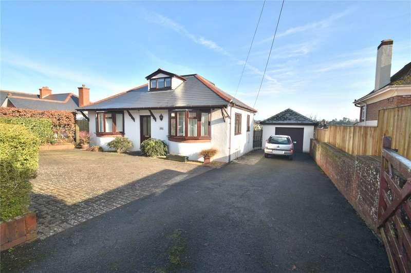 3 Bedrooms Bungalow for sale in Rackenford Road, Tiverton, Devon, EX16