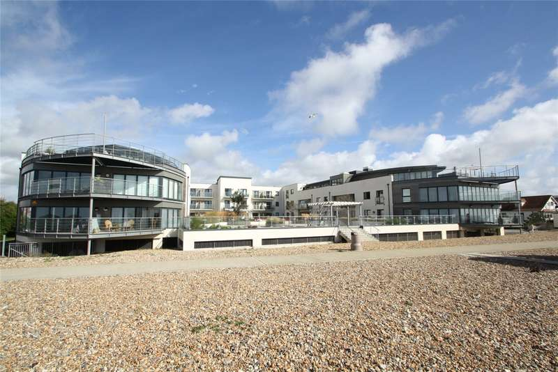 2 Bedrooms Apartment Flat for sale in The Waterfront, Goring By Sea, West Sussex, BN12