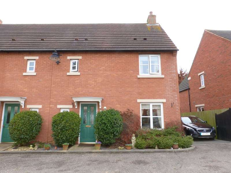 3 Bedrooms Semi Detached House for rent in Thistlebank, Longlevens GL2