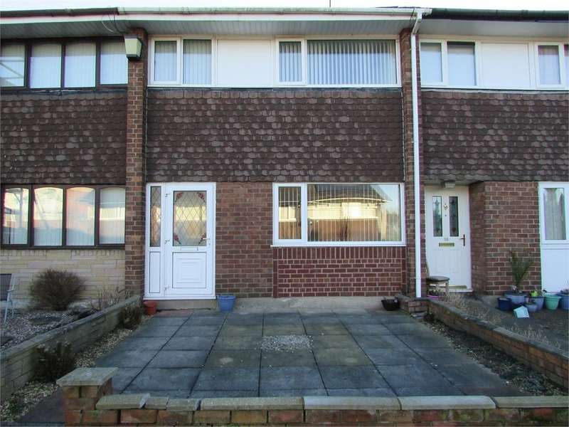 3 Bedrooms Terraced House for rent in Grace Street, ST HELENS, Merseyside