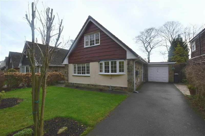 3 Bedrooms Detached Bungalow for sale in Northwood Park, Kirkburton, Huddersfield, HD8