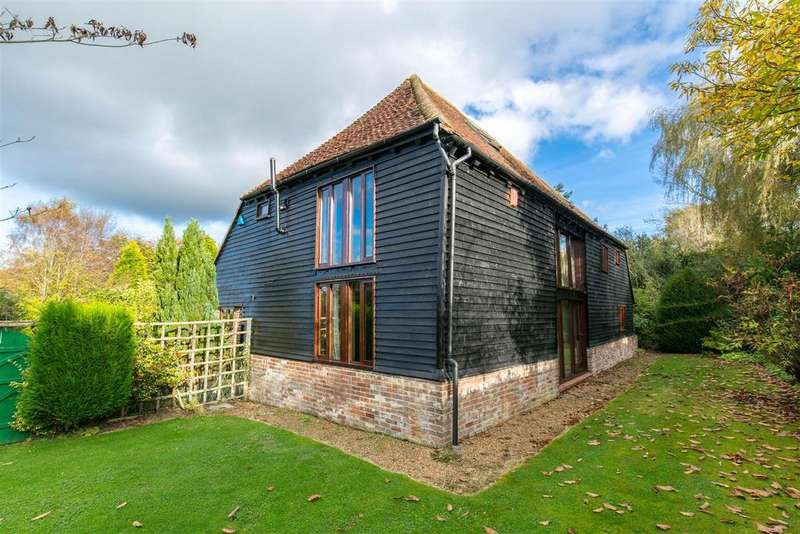 4 Bedrooms Detached House for sale in Parsonage Lane, Chiddingly, Lewes