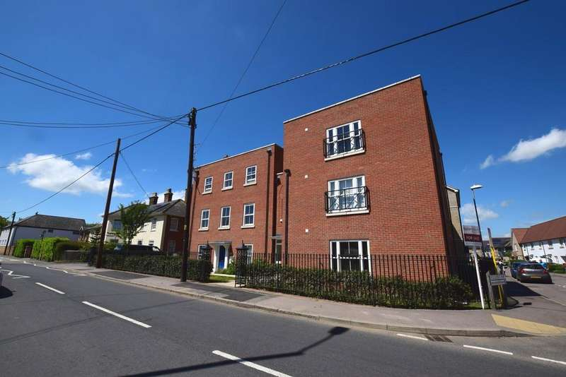 2 Bedrooms Apartment Flat for sale in The Street, Rayne, Braintree, CM77