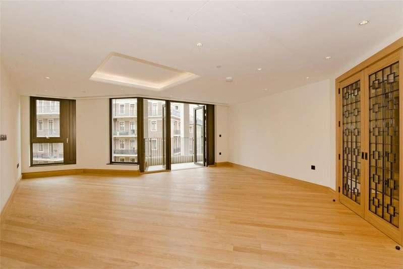 3 Bedrooms Flat for rent in John Islip Street, SW1P