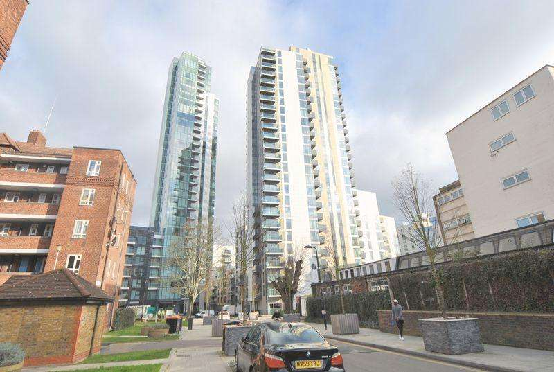2 Bedrooms Apartment Flat for sale in Skylark Point, Woodberry Down, N4