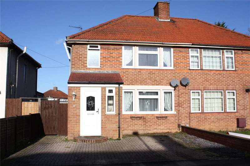 3 Bedrooms Semi Detached House for sale in Greenfields Road, Reading, Berkshire, RG2