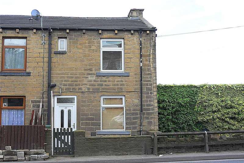 1 Bedroom End Of Terrace House for sale in Huddersfield Road, Mirfield, West Yorkshire, WF14