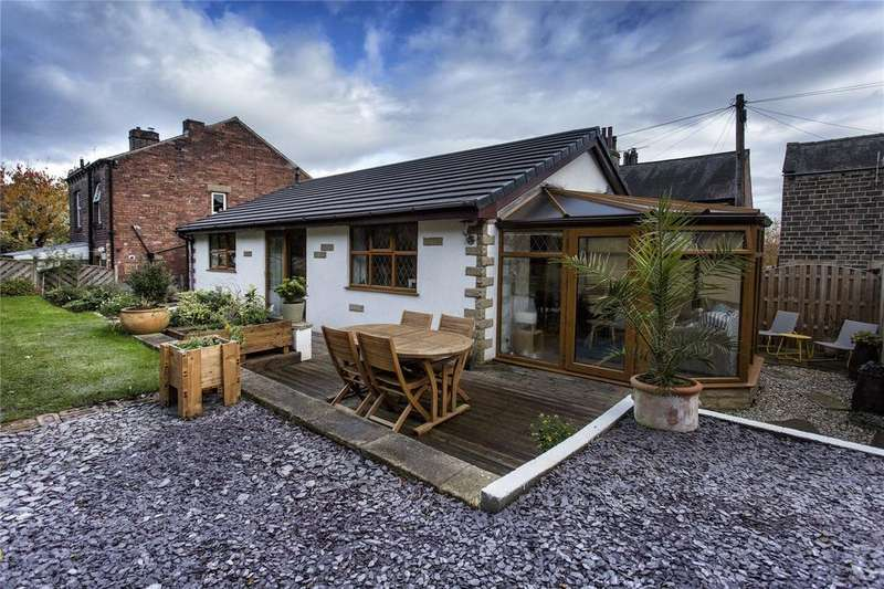 2 Bedrooms Detached Bungalow for sale in Cross Bank Street, Lower Hopton, Mirfield, West Yorkshire, WF14