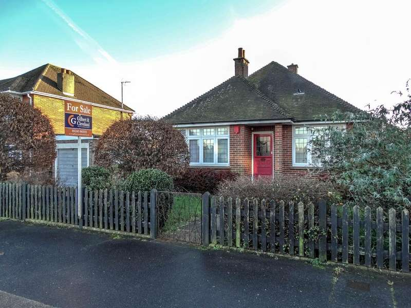 2 Bedrooms Detached Bungalow for sale in Glenwood, Bognor Regis