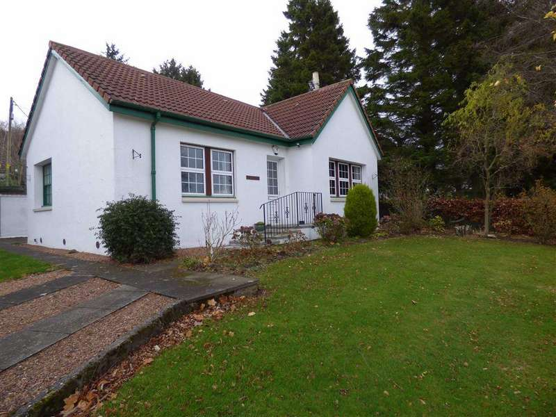 2 Bedrooms Bungalow for sale in Blebo Craigs, Cupar, Fife