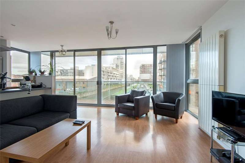 2 Bedrooms Flat for sale in Abbotts Wharf, E14