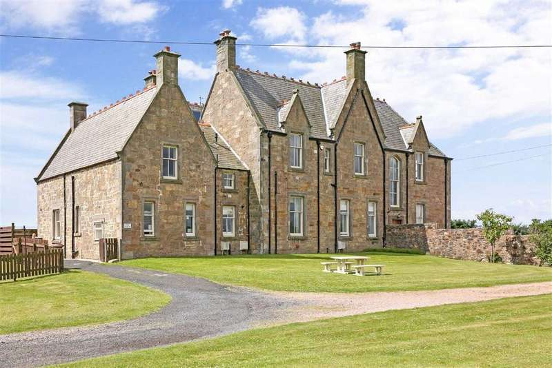 3 Bedrooms Flat for sale in Chapel Green, Elie