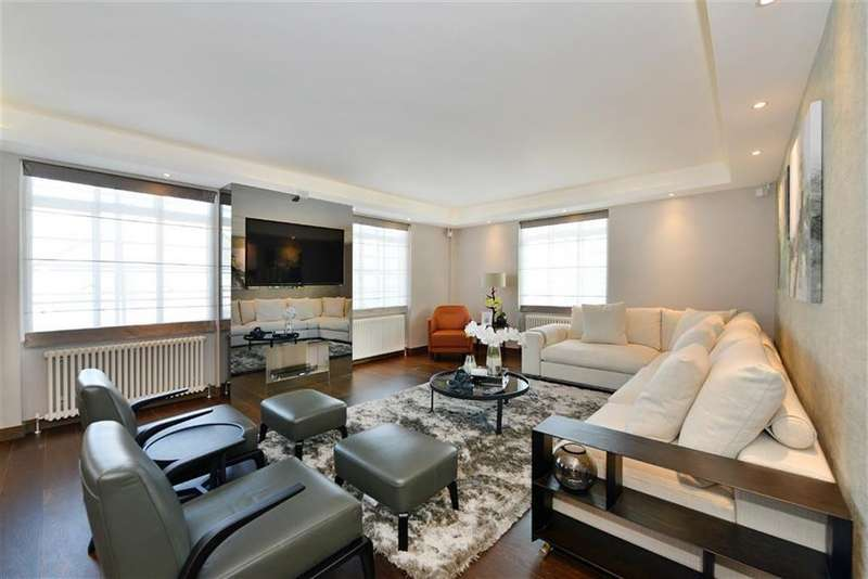 5 Bedrooms Flat for rent in Fursecroft, George Street, Marylebone, London, W1H