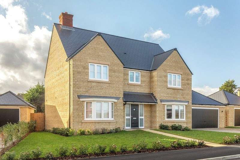 5 Bedrooms Detached House for sale in Plot 5, Oakwood Gate, New Road, Bampton, Oxfordshire, OX18