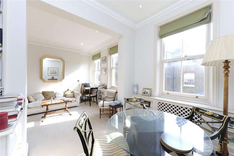 1 Bedroom Apartment Flat for sale in Draycott Place, Chelsea, London, SW3