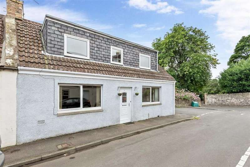 2 Bedrooms Terraced House for sale in Well Street, Cupar, Fife