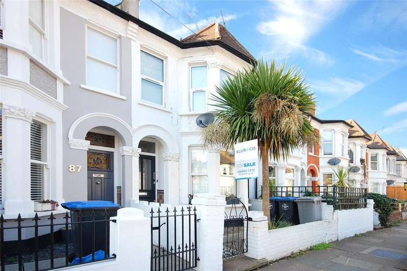 2 Bedrooms Apartment Flat for sale in Churchill Road, London, NW2