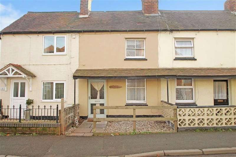 2 Bedrooms Terraced House for sale in Mount Terrace, St Martins