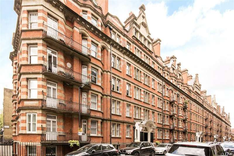 3 Bedrooms Flat for sale in Clarence Gate Gardens, Glentworth Street, London