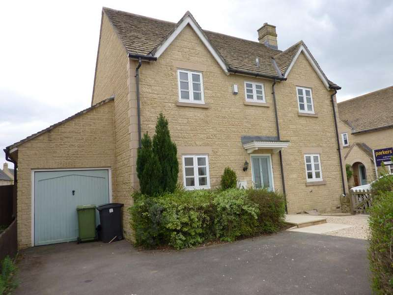 4 Bedrooms Detached House for sale in Down Ampney, Cirencester GL7