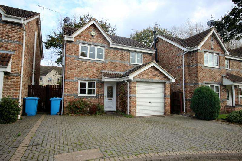 3 Bedrooms Detached House for rent in Guys Crescent, Salthouse Road, Hull, HU8 0FG