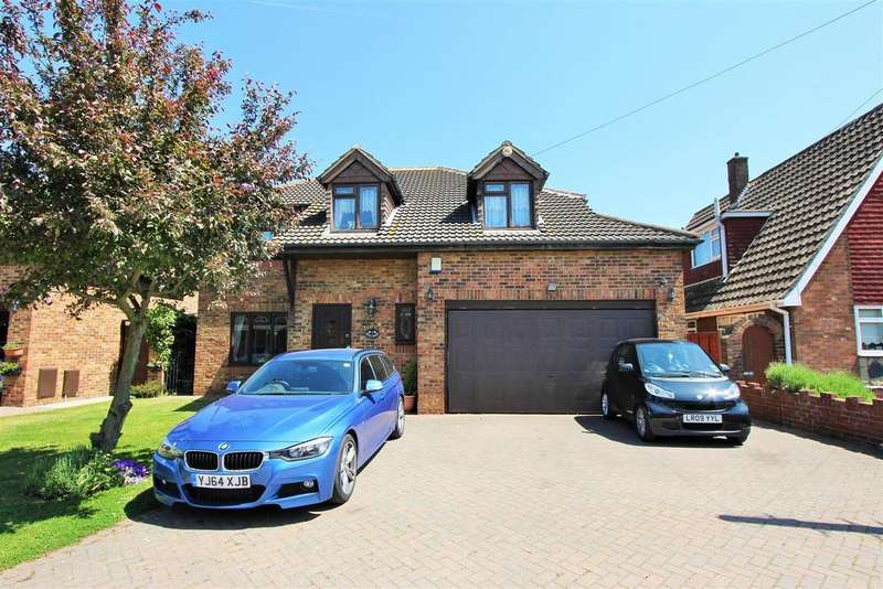 5 Bedrooms Detached House for sale in Grosvenor Road, Orsett, Grays