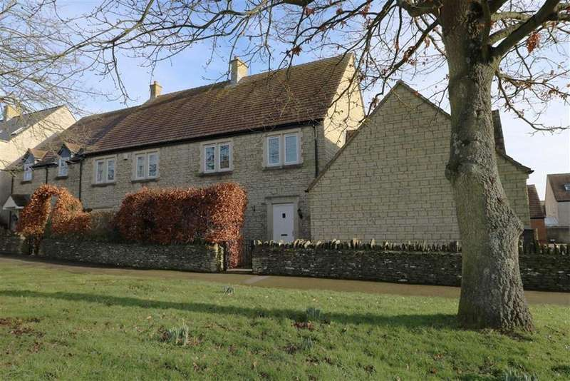 3 Bedrooms Semi Detached House for sale in 9, Strongs Close, Sherston