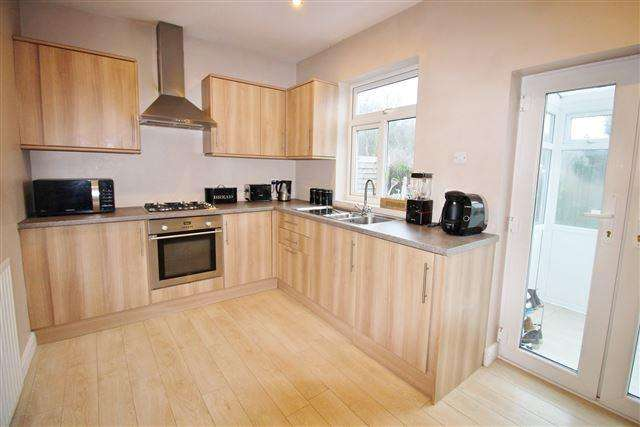 2 Bedrooms Semi Detached House for sale in Handsworth Crescent , Handsworth, Sheffield, S9 4BQ