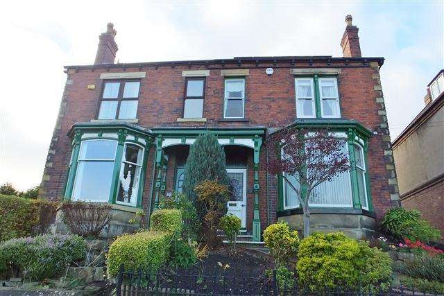 4 Bedrooms Semi Detached House for sale in Handsworth Road, Sheffield, S9 4AD