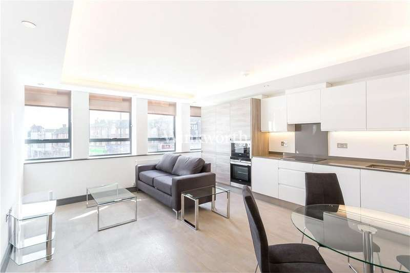 2 Bedrooms Flat for rent in South Point House, 321 Chase Road, London, N14
