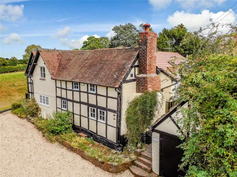 4 Bedrooms Detached House for sale in Wyson, Brimfield, Ludlow, Herefordshire