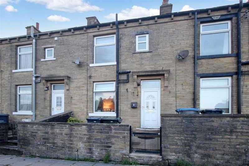 2 Bedrooms Terraced House for rent in Blackmires, Queensbury, Bradford