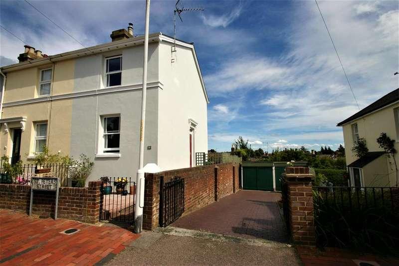 2 Bedrooms End Of Terrace House for sale in St Peters Street, Tunbridge Wells TN2