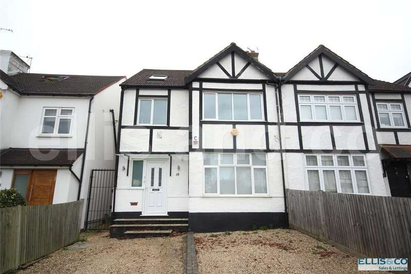 2 Bedrooms Apartment Flat for sale in Delamere Gardens, Mill Hill, London, NW7