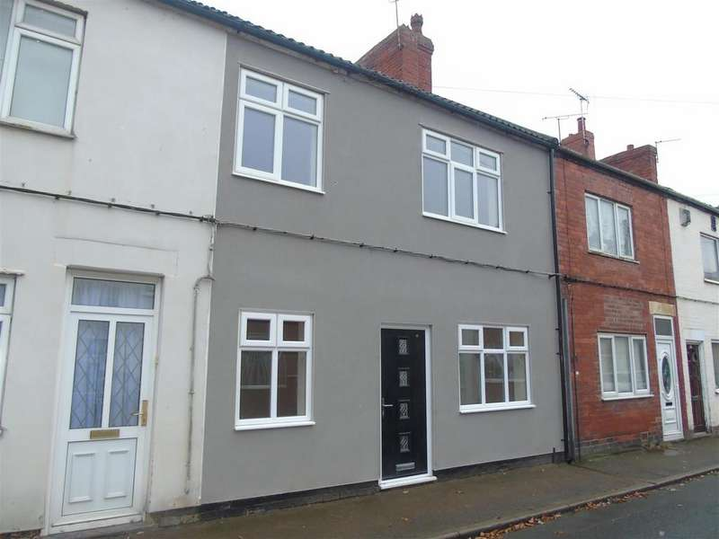 3 Bedrooms Terraced House for sale in Nesbit Street, Bolsover, Chesterfield