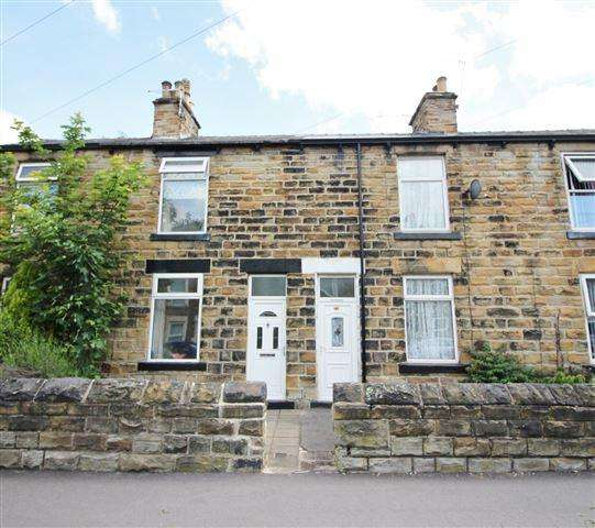 2 Bedrooms Terraced House for sale in Hall Road , Handsworth, Sheffield , S13 9AN