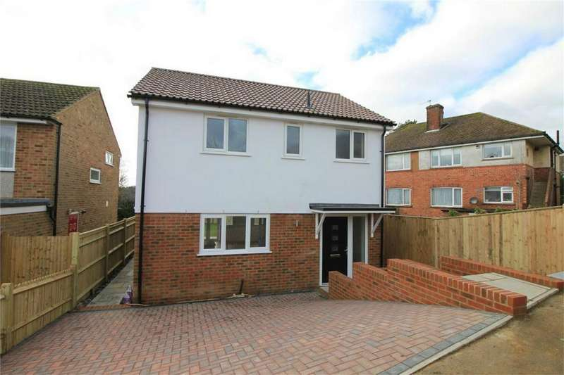 3 Bedrooms Detached House for sale in Abbotsfield Close, Hastings, East Sussex