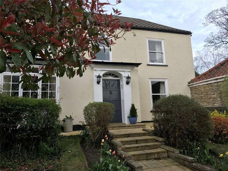 3 Bedrooms Detached House for sale in Queen Street, Kirton Lindsey, Lincolnshire, DN21