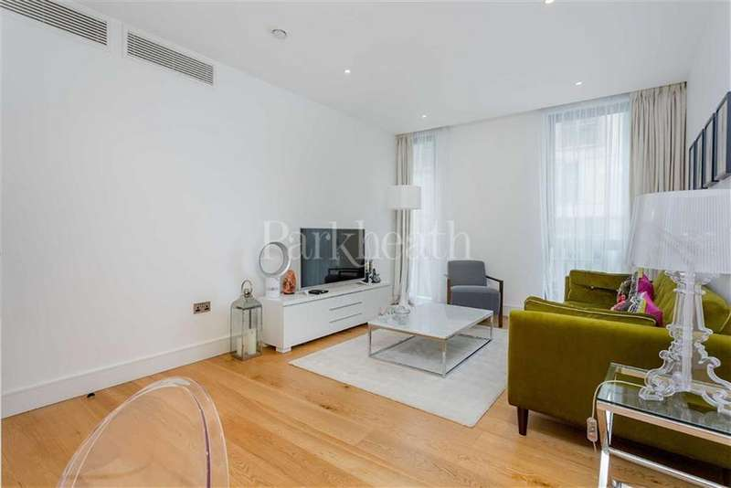 1 Bedroom Flat for sale in Winchester Road, Swiss Cottage, London