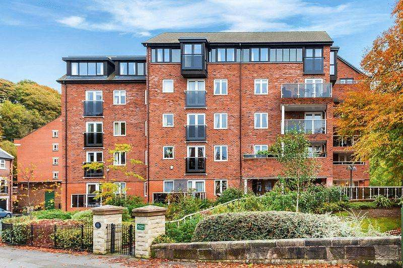 2 Bedrooms Apartment Flat for sale in Dane Court, Mill Green, Congleton