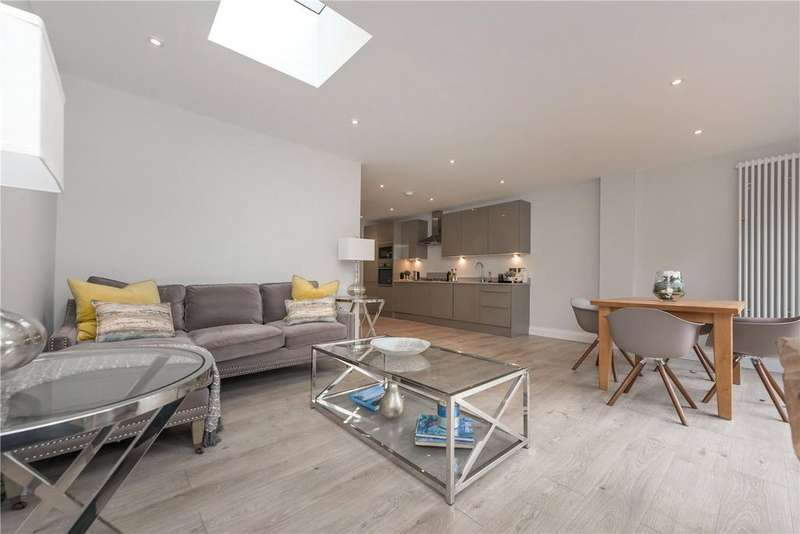 3 Bedrooms Flat for sale in Harlesden, London, NW10
