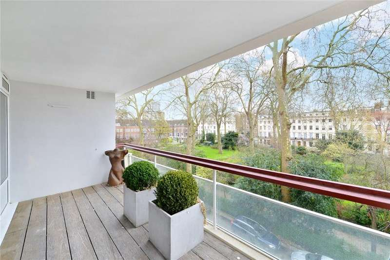 3 Bedrooms Apartment Flat for sale in Gloucester Square, Hyde Park, W2