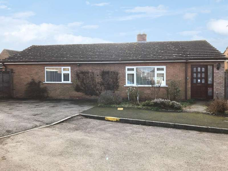 3 Bedrooms Detached Bungalow for sale in Cherry Close, Ettington