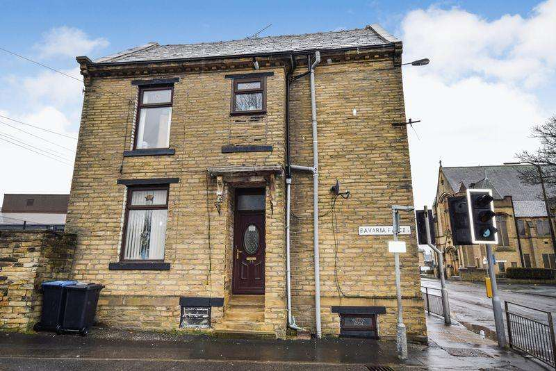 4 Bedrooms Terraced House for sale in Bavaria Place, Bradford