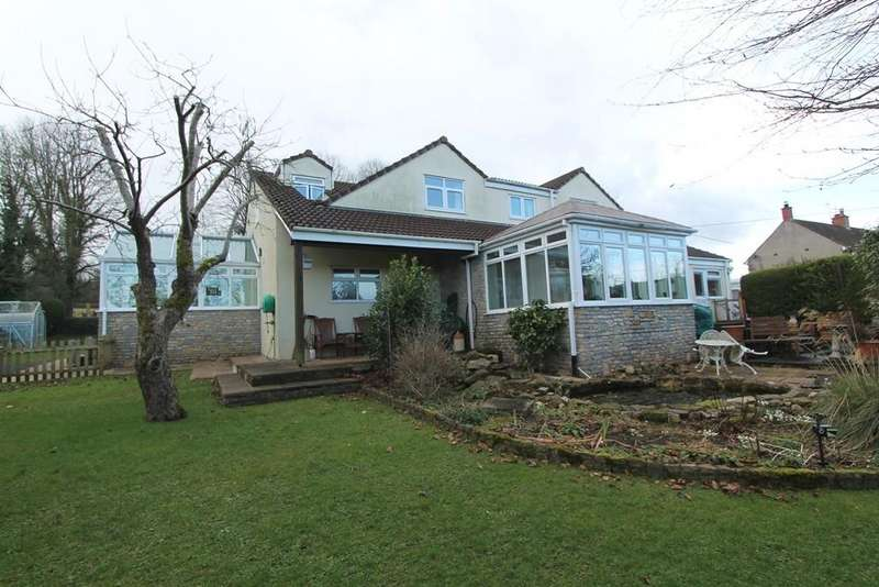 4 Bedrooms Detached Bungalow for sale in Wally Court Road, Chew Stoke